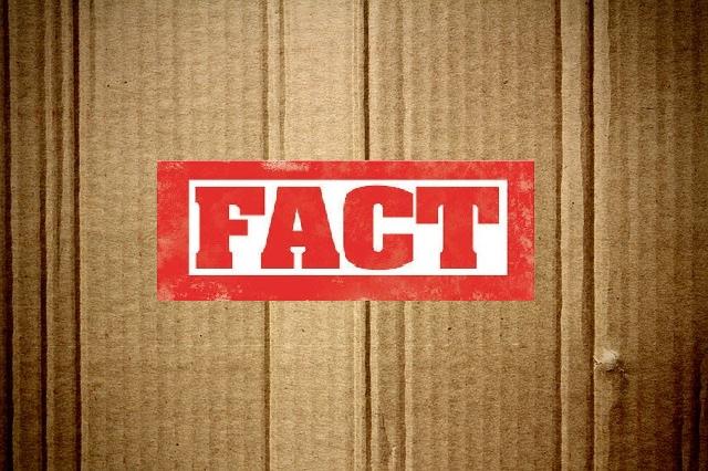 Cardboard fact