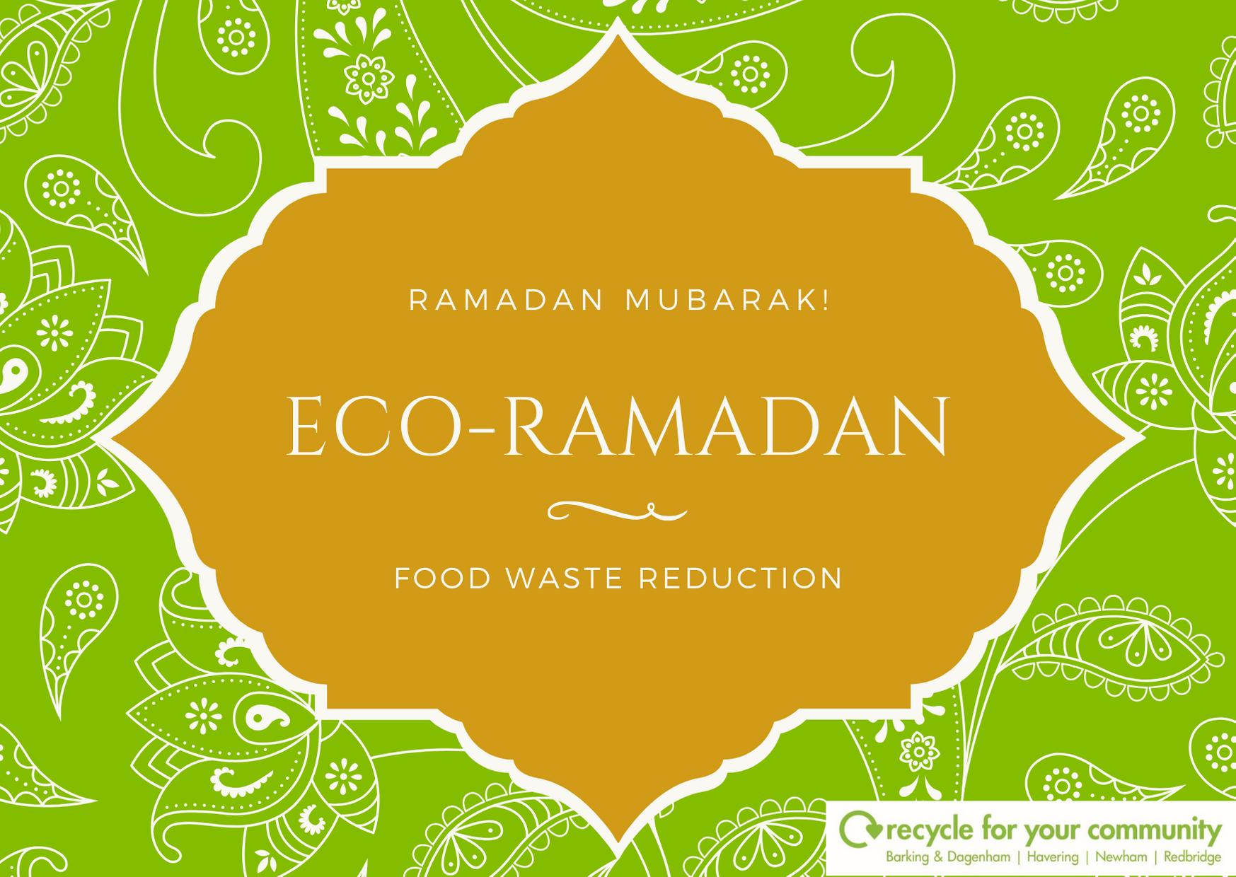 Eco-Ramadan