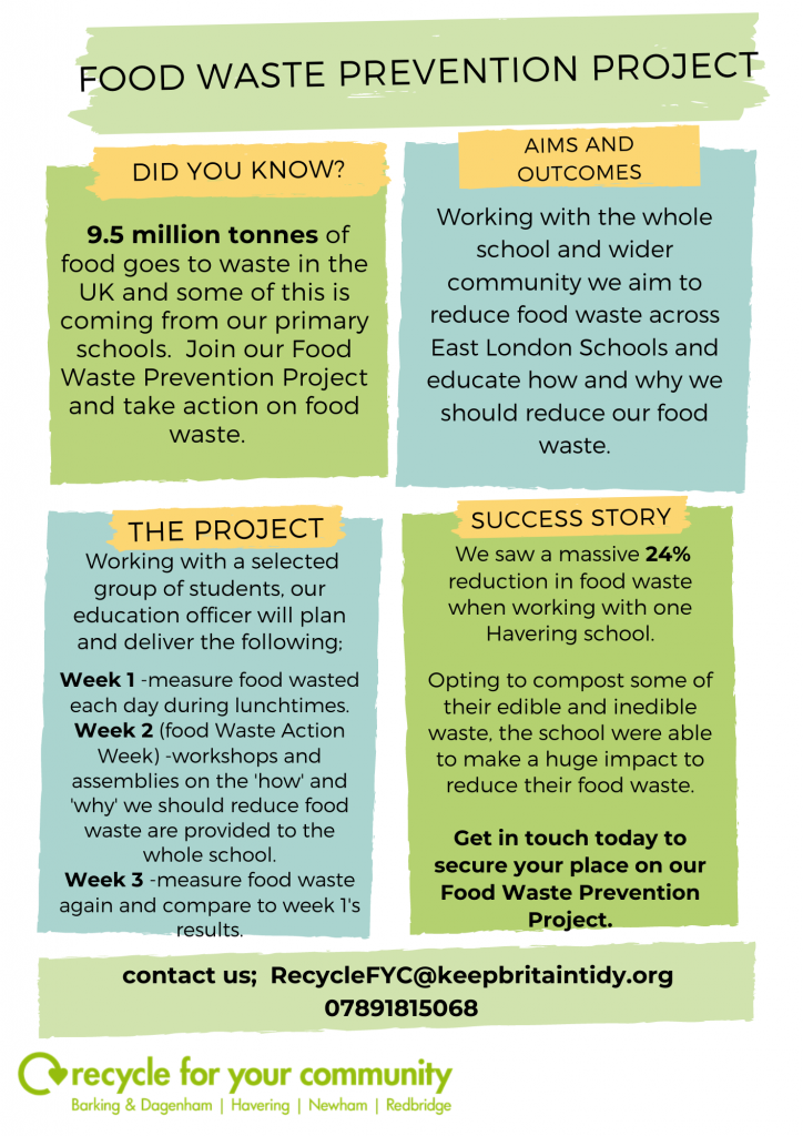 Food Waste Prevention Project (1)