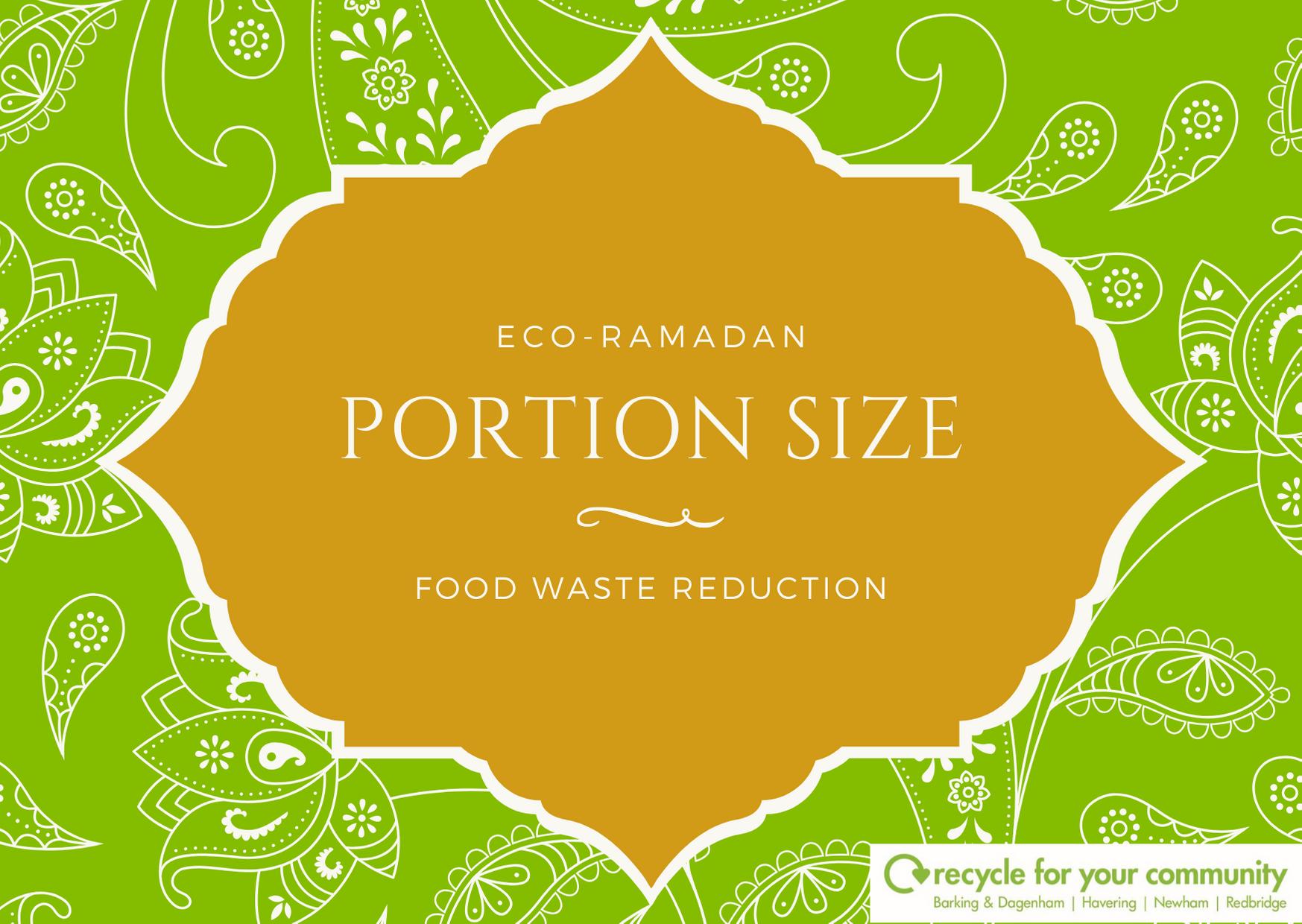 Portion Size