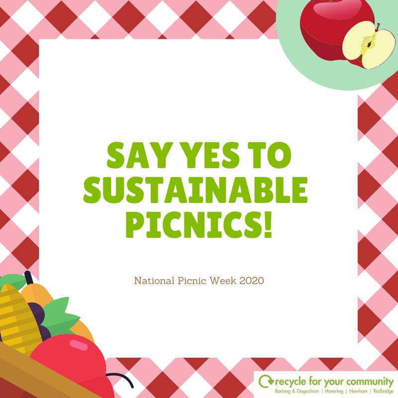 Sustainable Picnics